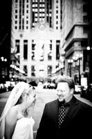 Michael and Hannah Moore wedding shot by Thom Lodge of Lani Kai Photography